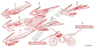 MARQUE ('05-'11) Chassis 150 honda-moto CRF 2008 F_26_1