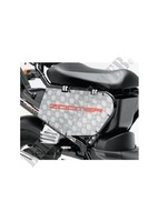 Sides covers with logo HONDA ZOOMER-Honda