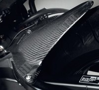 Rear Hugger carbon HONDA RACING back.-Honda